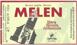 Etiket België 426 - Beer