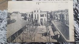 TURQUIE (GRECE ?) # RARE CPA - COLLEGE FRANCAIS ND DU ROSAIRE À MAKRI KEUY - ANIMEE ++ 1910 - Türkei
