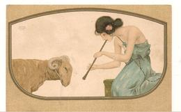Illustrateur - Kirchner  Raphael  - Femmes - Art Nouveau   - CPA° - Kirchner, Raphael