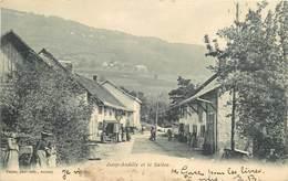 JUSSY-ANDILLY Et Le Salève (état) - France