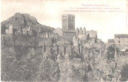 FR66 SAINT MARTIN DU CANIGOU - Labouche 31 - Vue Générale Des Ruines De L'ancienne Abbaye - Autres Communes