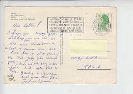 ITALIA  1987 - Annullo Meccanico - Tour De France - Tappa Avignone - Ciclismo