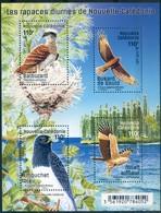 """Nouvelle Calédonie 2017 : """"Les Rapaces Diurnes De La Nouvelle Calédonie""""   - Neuf ** - - Unused Stamps"""
