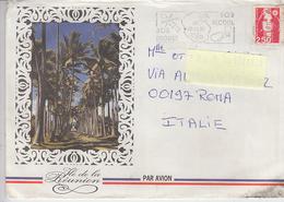 REUNION (Ile)  1993 - Annullo Meccanico - SOS Droga E Alcool - Droga