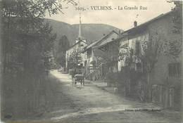 VULBENS-la Grande Rue - France