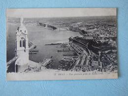 Vue  Générale Prise  De  Santa -Cruz - Oran