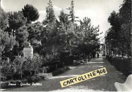 Abruzzo-pescara-penne Veduta Giardini Pubblici - Italy