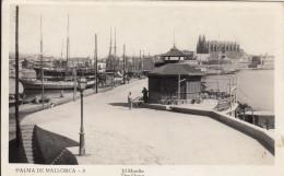 AK - (Spanien) PALMA DE MALLORCA - El Muelle 1935 - Mallorca