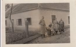 Foto-AK - Burgenland - OBERWART - Familienporträt 1915 - Oberwart