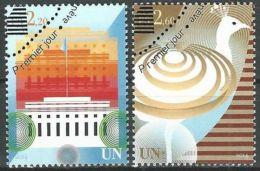 UNO GENF 2014 Mi-Nr. 860/61 O Used - Aus Abo - Geneva - United Nations Office