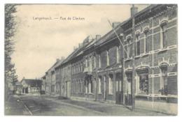 Belgique. Langemarck, Rue De Clerken (A2p39) - Langemark-Poelkapelle