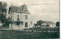 53 - Marcillé La Ville : Logis De Vaujuss - France