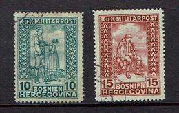 BOSNIA AND HERZEGOVINA....used...1918 - Bosnia And Herzegovina