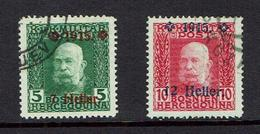 BOSNIA AND HERZEGOVINA....used...1915 - Bosnia And Herzegovina