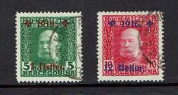 BOSNIA AND HERZEGOVINA....used...1916 - Bosnia And Herzegovina