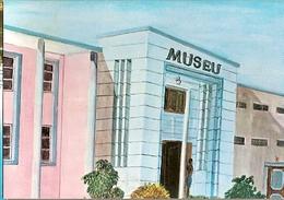 Mozambique ** & Inteiro Postal, Nampula, Museum Of Nampula 1984 (7432) - Mozambico
