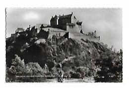 The Castle And Ross Fountain EDINBURGH - Scotland
