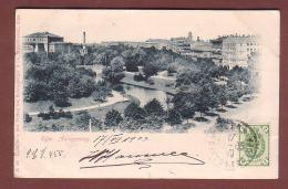 Lettonie - RIGA - Anlagenring - 1903 - Latvia