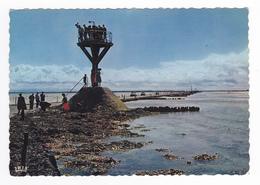 85 Ile De Noirmoutier N°10 Le Passage Du Gois Balise De Départ De L'Ile - Ile De Noirmoutier