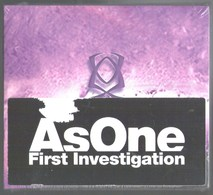 CD 8 TITRES ASONE FIRST INVESTIGATION NEUF SOUS BLISTER & RARE - Rock