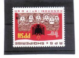 OST1422 ALBANIEN 1989  MICHL 2402 ** Postfrischer SATZ SIEHE ABBILDUNG - Albanien