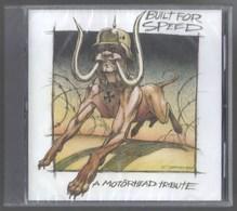 CD 11 TITRES A MOTORHEAD TRIBUTE BUILT FOR SPEED NEUF SOUS BLISTER & RARE - Hard Rock & Metal