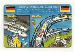 Germania - Tessera Telefonica Da 12 Units T517, - Giochi