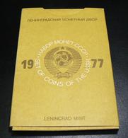 [NC] Russia - Divisionale 1977 - Leningrad Mint - Con Custodia Originale. - Russia