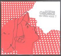 CD 12 TITRES SANDRINE CABADI QUI ETES VOUS ? NEUF SOUS BLISTER & RARE - Music & Instruments
