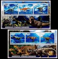 MADAGASCAR [01/2018] Dinosaurs Dinosaures Dinosaurier Prehistoric Animals - Prehistorics