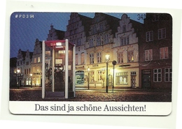 Germania - Tessera Telefonica Da 12 Units T518, - Telefoni