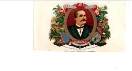 TABAC PUBLICITE LA FLOR DE HENRY CLAY CIGARES DE HAVANE - Tobacco (related)