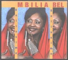 CD 10 TITRES M'BILIA BEL BELISSIMO NEUF SOUS BLISTER & RARE - World Music