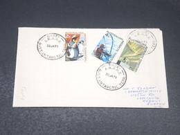 AUSTRALIE ANTARCTIQUE - Enveloppe De Casey En 1971 , Affranchissement Plaisant - L 19717 - Brieven En Documenten