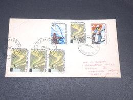 AUSTRALIE ANTARCTIQUE - Enveloppe De Macquarie En 1971 , Affranchissement Plaisant - L 19718 - Brieven En Documenten