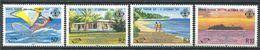 234 ZIL ELWAGNE SESEL Seychelles 1983 - Yvert 83/86 - Tourisme - Neuf **(MNH) Sans Charniere - Seychelles (1976-...)