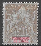 Inde 1902 -  N° YT 19 Neuf * - India (1892-1954)