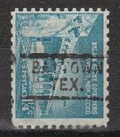 USA Precancel Vorausentwertung Preo, Locals Texas, Bayton 729 - Vorausentwertungen