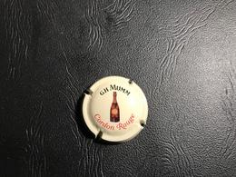 Capsule Champagne G.H MUMM Cordon Rouge - Canard Duchêne