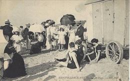 TROUILLE-SUR-MER - Sur La Plage - Ed. N D - Trouville