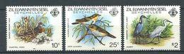 234 ZIL ELWANNYEN SESEL Seychelles 1985 - Yvert 113/15 - Oiseau - Neuf **(MNH) Sans Charniere - Seychelles (1976-...)