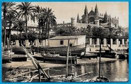 CPSM PALMA MALLORCA Espagne Spain Espana - Rincon Del Puerto * Port Harbour Harbor - Mallorca