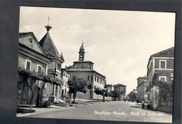 Mogliano Marche Viale 20 Settembre  VIAGGIATA 1960  COD.C.2026 - Macerata