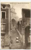 CREST : Escalier Des Cordeliers .............. 330-84 - Crest