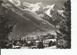 CHAMONIX ET LE MONT BLANC    No 7333    Ed:  ROSSAT MIGNOD - Chamonix-Mont-Blanc