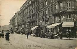 PARIS  Rue Réaumur - Arrondissement: 04