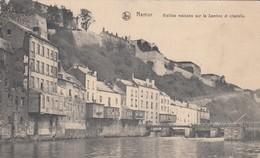 NAMUR / VIEILLES MAISONS SUR LA SAMBRE / GUERRE 1914-18  / FELDPOST - Namen