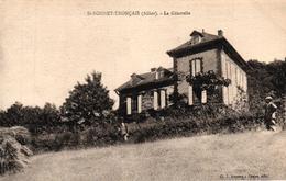 SAINT BONNET TRONCAIS -03- LA GENETELLE - France