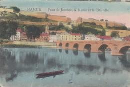 NAMUR / PONT DE JAMBES / GUERRE 1914-18  / FELDPOST - Namen