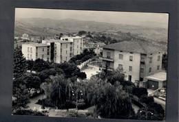 Monte San Giusto Scorcio Panoramic  VIAGGIATA 1958  COD.C.2028 - Macerata